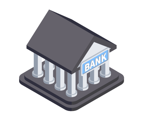 Bank Section Icon - Newtrex